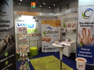 Salon A+A-stand cellande